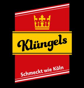 Klüngels Bier Logo Schmeckt wie Köln